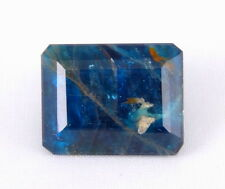 Top apatite: 21,48 CT naturales profundamente azul apatit procedentes de brasil Best color