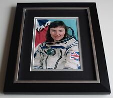 Helen Sharman SIGNED 10X8 FRAMED Photo Autograph Display MIR Space Station COA