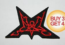 SUMMONING R PATCH,BUY3GET4,ULVER,ABIGOR,ARCTURUS,BLACK METAL,PAGAN,EPIC,1BURZUM