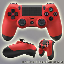 Official Genuine Sony Playstation PS4 Dualshock®4 Wireless Controller Magma Red