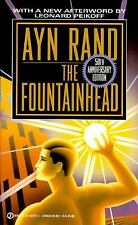 The Fountainhead by Ayn Rand (1952, Paperback, Anniversary)