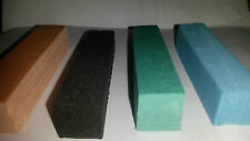 12 lengths zig rig foam popup foam  sq.in shape cut to requid.length + pva 35X80