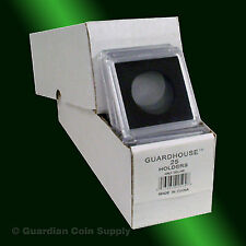 5 Guardhouse Tetra Snaplock 2x2 Coin Holders for HALF DOLLARS