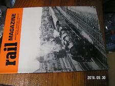 1ùµ?  Revue Rail Magazine n°3 Le Mongy Amstetten-Laichingen150P 2D2 5400