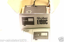 Rollei E19BC shoe mount flash Flashgun with PC Lead for film cameras