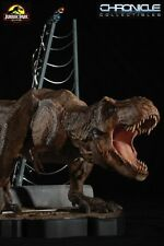 Chronicle Collectibles Jurassic Park Breakout T-Rex Statue Brand New In Stock !!