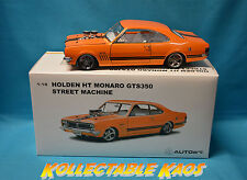 1:18 Biante - Holden HT Monaro GTS350 Street Machine - Nuclear Orange  - NEW