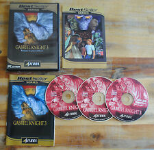 Jeu GABRIEL KNIGHT 3 pour PC version FR