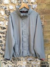 TIMBERLAND Jacket Coat Mens XL Light Grey Waterproof Zip Up Winter Warm