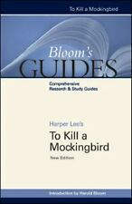 Bloom's Guides: To Kill a Mockingbird (2010, Hardcover, Revised, New Edition)