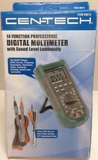 Cen-tech 14 Function Digital Multimeter 98674
