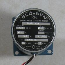 Superior Electric SS25 SS25-1203 Slo-Syn Stepping Stepper Motor