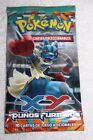 Pokemon XY Furious Fists Spanish Booster Pack Punos Furiosos