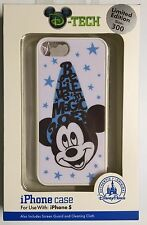 IPHONE 5 DISNEY WORLD BELIEVE IN MAGIC CELL PHONE CASE LIMITED EDITION 300! LOOK