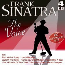 Sinatra,Frank - The Voice (Limited Edition) (OVP)