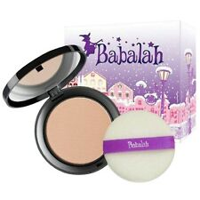 BABALAH SILICONE FACE POWDER CAKE 2 WAY WATERPROOF UVA/UVB SPF20++ 14G  +TRACK