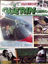 GUERIN SPORTIVO=N°50 1987=INTER STORY A FUMETTI=COPPA INTERCONT.PENAROL-PORTO