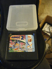 Sonic the Hedgehog 2 & Sonic Tails - Dual Game (Sega Game Gear, ) - Game Only!