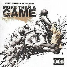 MORE THAN A GAME CD w MARY J BLIGE Chris Brown DRAKE Kanye West EMINEM lil Wayne