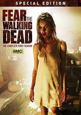 Fear the Walking Dead: Season 1 Special Edition (DVD, 2015 2- Disc Set) One