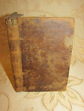 Rare Antique Book Death And Heaven Of The Last Enemy Conquered, By I. Watts-1791