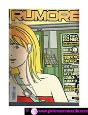RUMORE N°186/2007 SHELLAC TRUCEKLAN VS CLUB DOGO LESBIAN LA OTRACINA THE PIPPETS