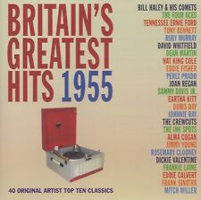 [NEW] 2CD: BRITAIN'S GREATEST HITS 1955