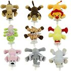 Funny Infant Baby Child Cuddly Plush Animal Dummy Pacifiers Orthodontic Nipples