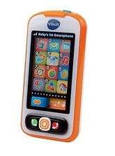VTech Baby First 1st Smartphone Touchscreen Mobile Phone Sound Music 6 Months +