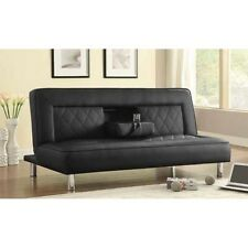 Coaster Co. of America - Sofa Bed Black 500010