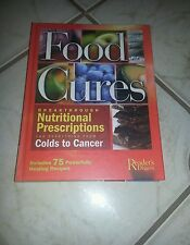 Food Cures : Breakthrough Nutritional Prescriptions for Everything from Colds...
