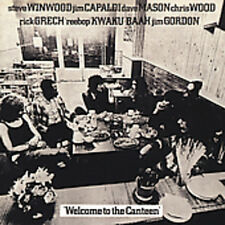 Welcome To The Canteen - Traffic (2002, CD NIEUW) Remastered