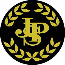Vintage GP Race Stickers Grand Prix Team JPS Lotus Racing Race Car Decals x 2