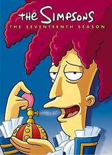 The Simpsons: Season 17, New DVDs