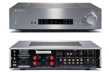 CAMBRIDGE CXA80 160watt balanced Integrated Amp/USB DAC Silver $1099 list !