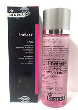 NIB Dr Brandt Lineless Tone Antioxidant 4.7 Oz / 140 ml