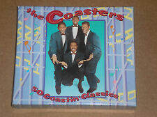 THE COASTERS - 50 COASTIN' CLASSICS: ANTHOLOGY - BOX 2 CD