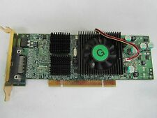 Matrox MGI QID-QDAP128-3A PCI 128MB DDR SDRAM Quad Video Card