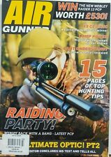 Air Gunner UK March 2017 Raiding Party Pages Top Hunting Tips FREE SHIPPING sb