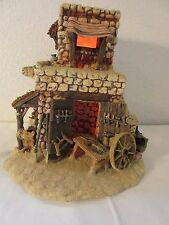 Department 56 Carpenters Shop 3 Piece Christmas 5659801 Bethlehem Village