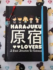 Gwen Stefani School Supplies HARAJUKU LOVERS Stationary Journal Notebook Gift