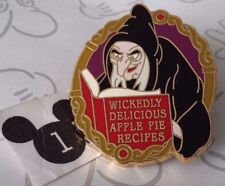 Old Hag Where Evil Spells Are Always Broken Apple Pie Recipes GWP DLR Disney Pin