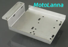 Battery Tray Stainless Steel Yamaha SR500 SR400 Cafe Racer Tracker Bobber