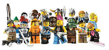 Lego 8804 Minifig Series 4 Set of 16 Minifigures Repacked Free Registered Mail