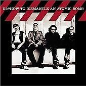 U2 - How to Dismantle an Atomic Bomb CD Album