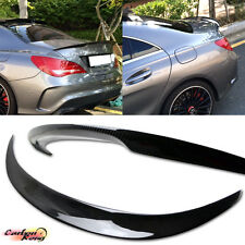 #SHIP OUT IN 1 DAY Carbon CLA45 CLA180 MERCEDES BENZ C117 W117 CLA Trunk Spoiler