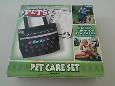 Pet Starter Kit - Dressed 2 Party Pets - Pet Care Set - NEW in BOX Sealed