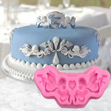 3D Style Silikonform Mold Fondant Kuchen Ausstecher Backform Mould DIY Tools Hot