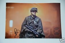 Felicity Jones signed 20x30cm Star Wars ..  Foto Autogramm / Autograph in Person
