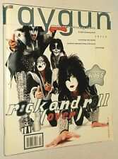 RAYGUN MAGAZINE #60 October 1998 KISS COVER + POSTER music & style issue